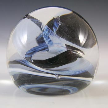 Caithness Glass 'Streamers' Paperweight/Paper Weight