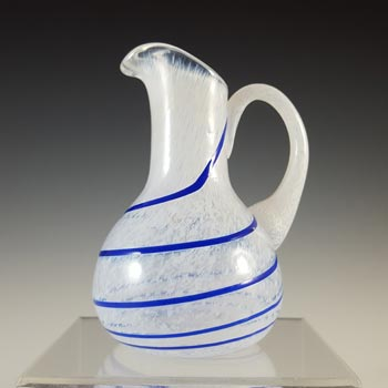 SIGNED Kosta Boda Glass Creamer Jug by Ulrica Vallien #88012