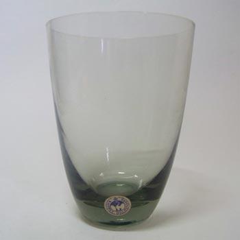 Holmegaard Per Lutken Smokey Copenhagen Wine Glass/Vase